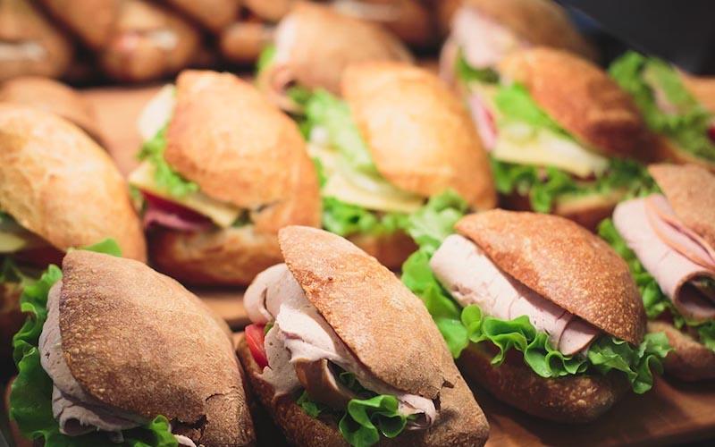 Bedrijfsmaaltijden | A2 Catering