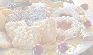 Diverse gebak koek